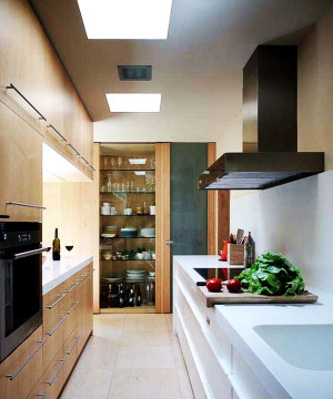 Kitchen Design For Small Space  Best Paint Colors for Small Spaces