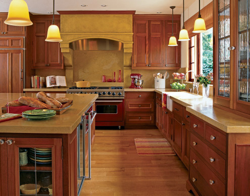 Kitchen Design Ideas  30 Gorgeous Traditional Kitchen Design Ideas Decoration Love