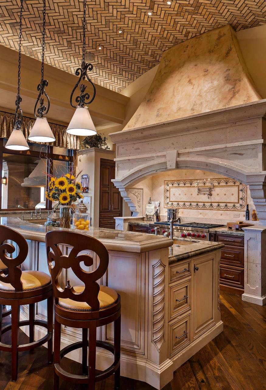 Kitchen Design Ideas  16 Charming Mediterranean Kitchen Designs That Will
