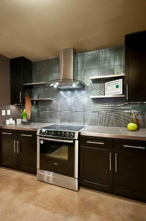 Kitchen Design Ideas  2015 Kitchen Ideas with Fascinating Wall Treatment