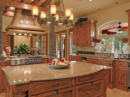 Kitchen Design Ideas  Charming Rustic Kitchen Ideas and Inspirations Traba Homes