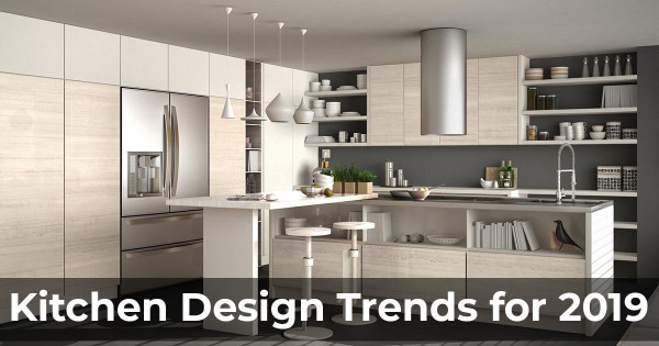 Kitchen Design Trends 2019  Top Kitchen Design Trends for 2019 What s In and What s Out