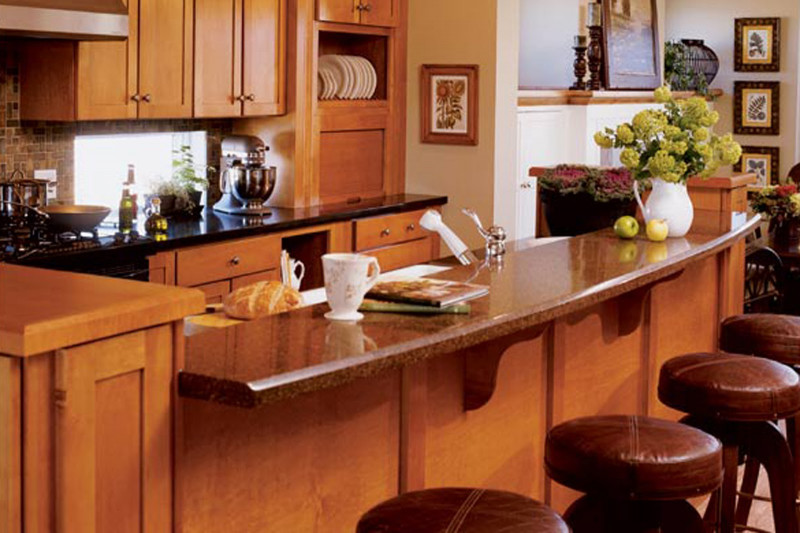 Kitchen Designs With Islands  Simply Elegant Home Designs Blog February 2011