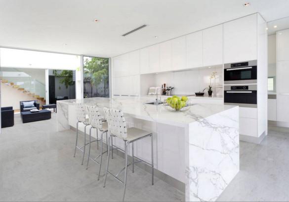 Kitchen Designs With Islands  70 Spectacular Custom Kitchen Island Ideas