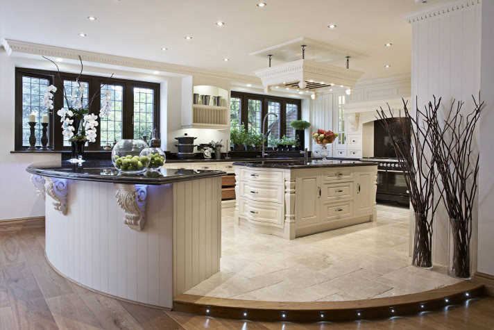 Kitchen Designs With Islands  42 Kitchens with Two Islands s