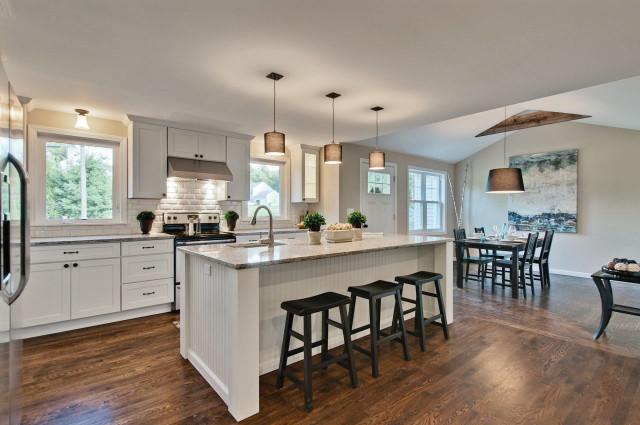 Kitchen Designs With Islands  Kitchen Islands Design