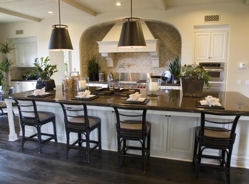 Kitchen Designs With Islands  64 Deluxe Custom Kitchen Island Designs BEAUTIFUL