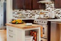 Kitchen island Ideas for Small Kitchens Awesome 20 Big Ideas for Small Kitchens