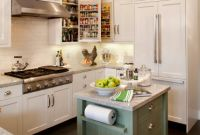 Kitchen island Ideas for Small Kitchens Beautiful 15 Stunning Small Kitchen island Design Ideas