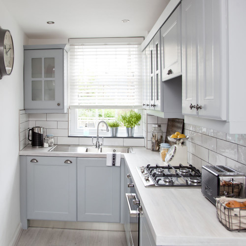 L Shaped Kitchen Designs  L shaped kitchen ideas – for a space that is practical