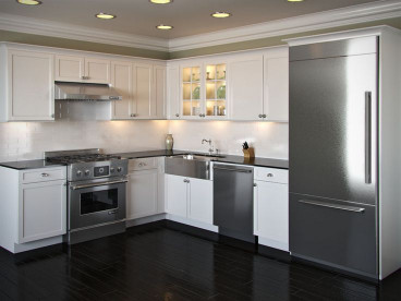 L Shaped Kitchen Designs  20 Beautiful And Modern L Shaped Kitchen Layouts Housely