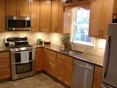 L Shaped Kitchen Designs  21 L Shaped Kitchen Designs Decorating Ideas