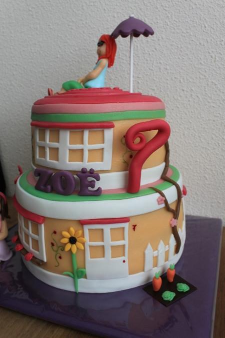 Lego Birthday Cake  Lego Friends Cake CakeCentral