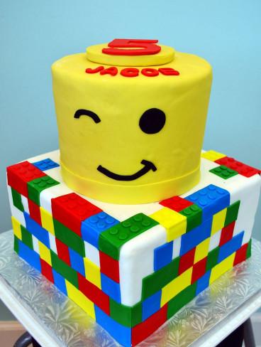 Lego Birthday Cake  271 best images about Lego Birthday Cakes on Pinterest