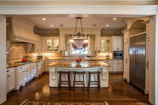 Luxury Kitchen Design  30 Custom Luxury Kitchen Designs Some $100K Plus