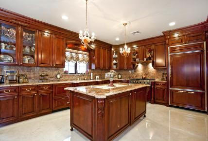 Luxury Kitchen Design  124 Custom Luxury Kitchen Designs PART 1