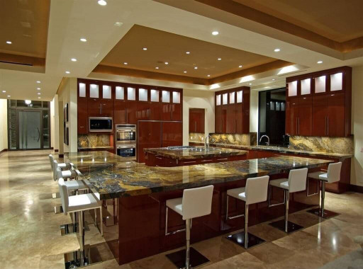 Luxury Kitchen Design  27 Luxury Kitchens that Cost More than $100 000 Incredible