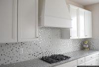 Metal Kitchen Backsplash Beautiful 7 Bold Backsplash Ideas for Your White Kitchen