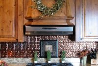 Metal Kitchen Backsplash Beautiful the Gathering Place Design Kitchen Backsplash Makeover