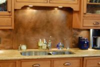 Metal Kitchen Backsplash Luxury Copper Backsplashes Brooks Custom