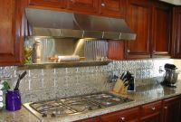 Metal Kitchen Backsplash Unique Kitchen Backsplash Ideas Decorative Tin Tiles Metal