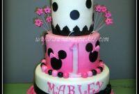 Minnie Mouse Birthday Cake Unique Minnie Mouse Birthday Cake