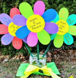 Mothers Day Craft Ideas For Kids  Mother s Day Craft Ideas for Kids and Adults iSaveA2Z