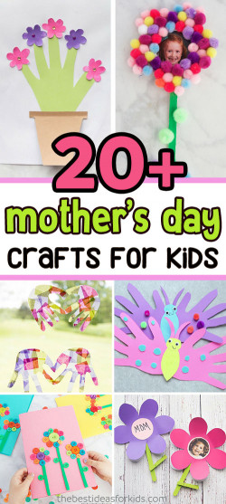 Mothers Day Craft Ideas For Kids  Mothers Day Crafts for Kids The Best Ideas for Kids