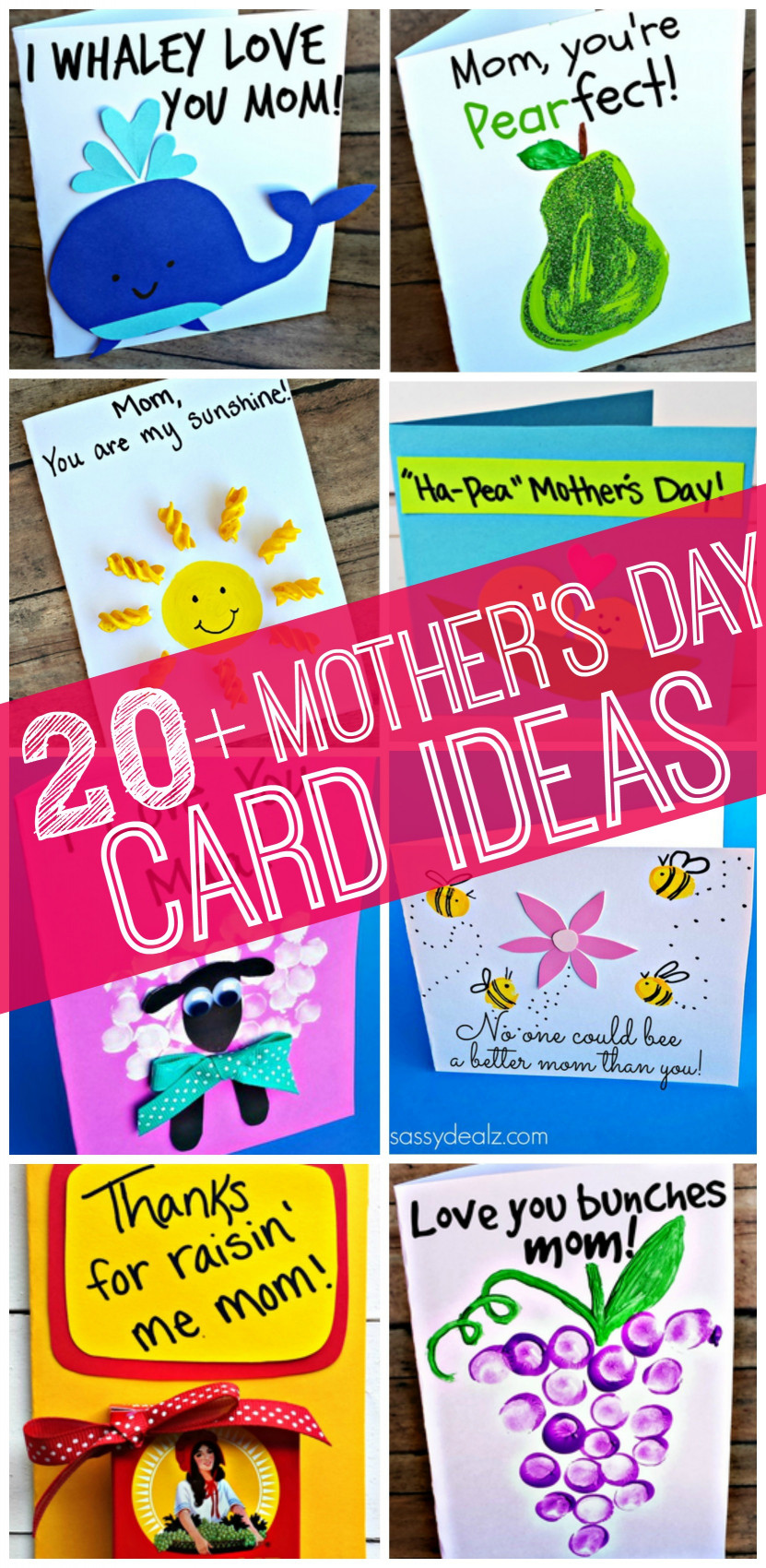 Mothers Day Craft Ideas For Kids  Easy Mother s Day Cards & Crafts for Kids to Make Crafty