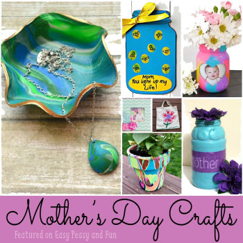 Mothers Day Craft Ideas For Kids  25 Mothers Day Crafts for Kids Most Wonderful Cards