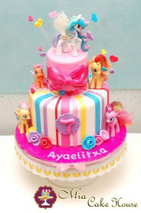My Little Pony Birthday Cake  My Little Pony Cake … Ideas for the House
