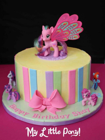 My Little Pony Birthday Cake  The Greedy Baker my little pony birthday cake