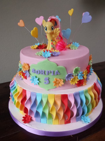 My Little Pony Birthday Cake  n 720×960