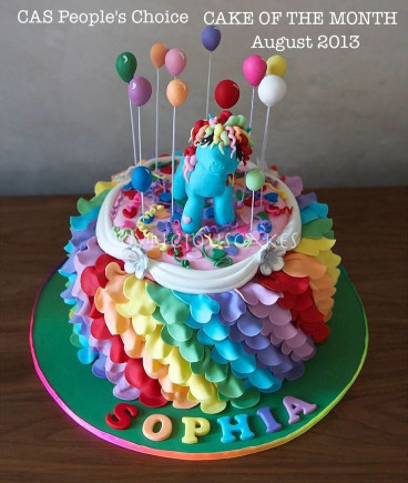 My Little Pony Birthday Cake  My little pony birthday cake My little pony
