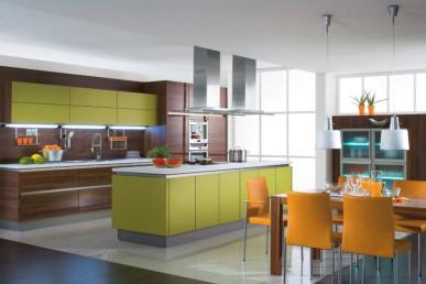 Open Kitchen Design  Interior Exterior Plan