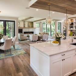 Open Kitchen Design  75 Trendy Open Concept Kitchen Design Ideas of