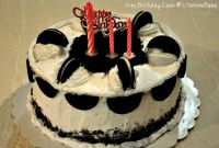 Oreo Birthday Cake Best Of You Make My Life Special Lite Home Bake