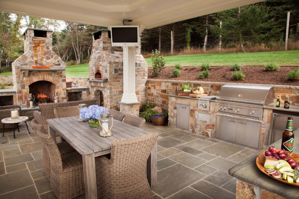 Outdoor Kitchen Design  Five Popular Design Features for Outdoor Entertaining