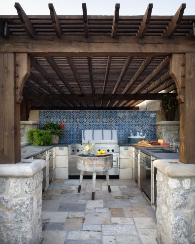 Outdoor Kitchen Design Beautiful 95 Cool Outdoor Kitchen Designs Digsdigs