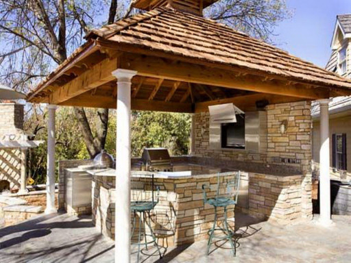 Outdoor Kitchen Design  Top 15 Outdoor Kitchen Designs and Their Costs — 24h Site