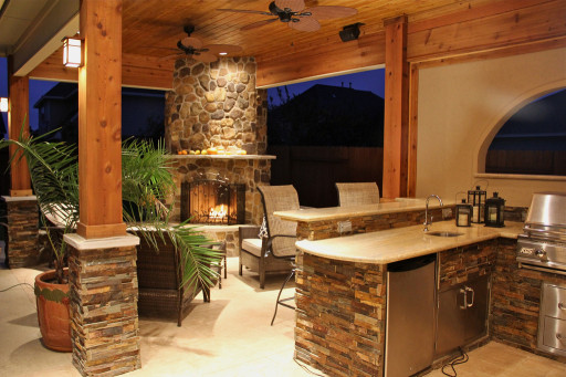 Outdoor Kitchen Design  Upgrade Your Backyard with an Outdoor Kitchen