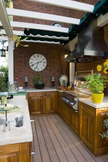 Outdoor Kitchen Design  27 Best Outdoor Kitchen Ideas and Designs for 2017