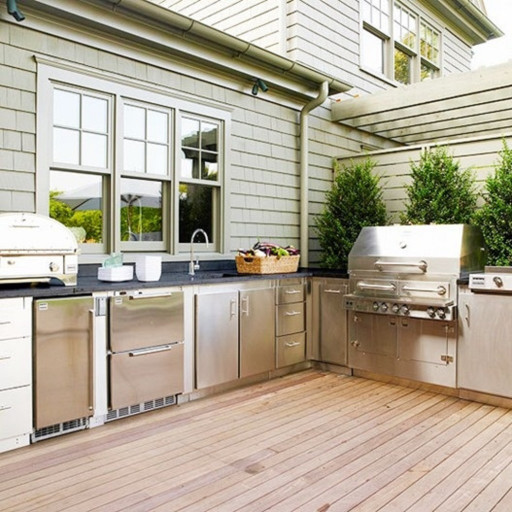 Outdoor Kitchen Design  The Benefits of a Divine Outdoor Kitchen for your Home