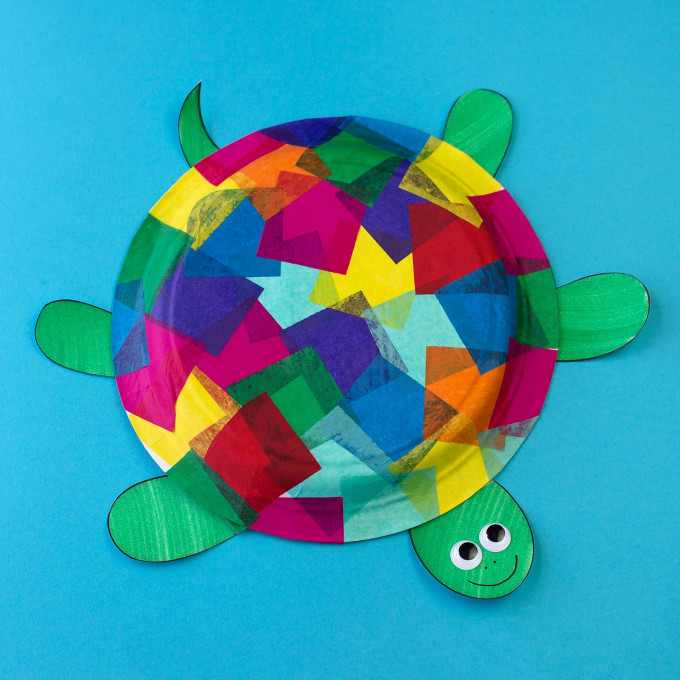 Paper Craft Ideas For Kids Under 5  50 Quick & Easy Kids Crafts that ANYONE Can Make