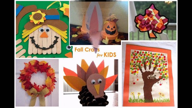 Paper Craft Ideas For Kids Under 5  Easy to make Craft ideas for kids under 5