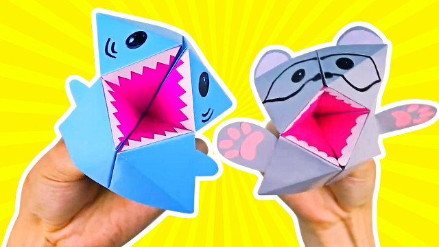 Paper Craft Ideas For Kids Under 5  25 Fun Activities to Do With Your Kids DIY Kids Crafts