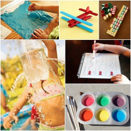 Pinterest Kids Crafts  kids crafts pinterest DIY