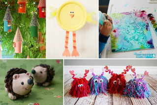 Pinterest Kids Crafts  kid crafts pinterest PhpEarth