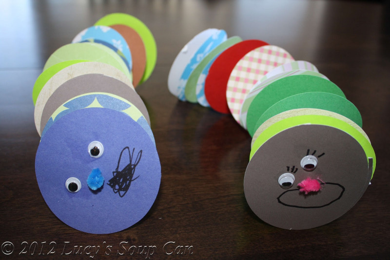 Pinterest Kids Crafts  Lucy s Soup Can 5 easy spring time kids crafts