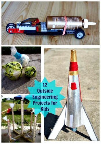 Projects For Kids  12 Outside Engineering Projects for Kids Planet Smarty Pants